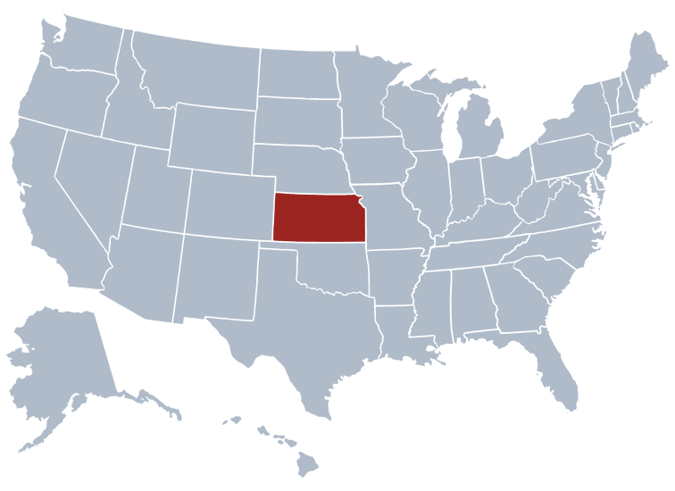 Kansas Prisons Location