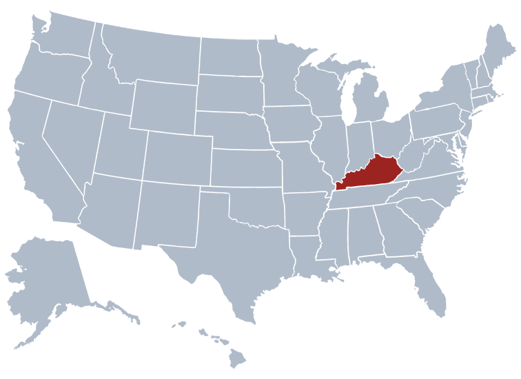 Kentucky Prisons Location