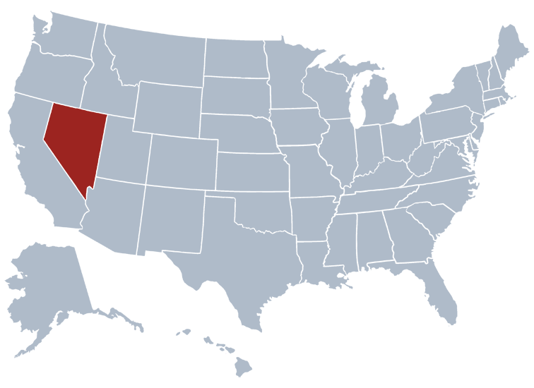 Nevada Prisons Location