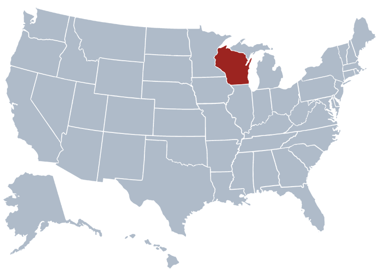 Wisconsin Prisons Location